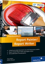 Praxishandbuch Report Painter/Report Writer, Best.Nr. GP-1718, € 59,90