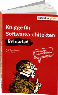 Knigge für Softwarearchitekten - Reloaded, Best.Nr. EP-21004, € 24,90