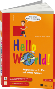 Hello World!, ISBN: 978-3-446-43806-4, Best.Nr. HA-43806, erschienen 06/2014, € 29,99