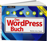 Das WordPress-Buch, Best.Nr. OR-036, € 19,90