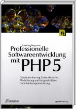 Professionelle Softwareentwicklung mit PHP 5, Best.Nr. DP-229, € 29,00