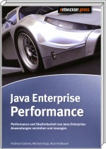 Java Enterprise Performance, ISBN: 978-3-86802-040-3, Best.Nr. EP-20403, erschienen 04/2011, € 14,95