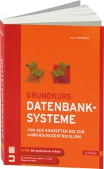 Grundkurs Datenbanksysteme, Best.Nr. HA-42354, € 29,90