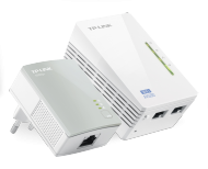 TP-LINK AV600 WLAN Powerline-Extender KIT (TL-WPA4220KIT), Best.Nr. TP-5000, € 57,95