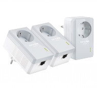 TP-LINK AV500 Powerline-Adapter Triple KIT (TL-PA4010PTKIT), Best.Nr. TP-5003, € 59,95