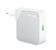 TP-LINK 150Mbps WLAN-N Nano Router und Repeater (TL-WR710N), Best.Nr. TP-5012, € 27,95