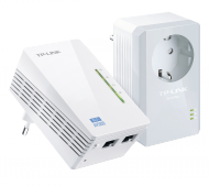 TP-LINK AV500 WLAN-N Powerline-Extender 2er KIT (TL-WPA4226KIT), Best.Nr. TP-5037, € 69,95