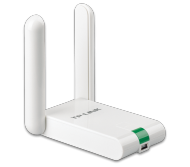 TP-LINK 300Mbps High-Gain Wireless-N USB-Adapter (TL-WN822N), Best.Nr. TP-5054, € 15,95