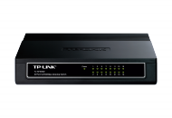 TP-LINK JetStream 16-LAN-Port Desktop-Switch (TL-SF1016D), Best.Nr. TP-5098, € 26,90