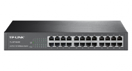 TP-LINK 24-Port 10/100Mbps Switch, Version 2.0 (TL-SF1024D), Best.Nr. TP-5100, € 42,95