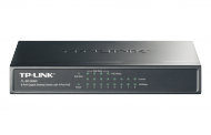 TP-LINK 8-Port Gigabit Desktop-Switch mit 4 PoE-Ports(TL-SG1008P), Best.Nr. TP-5119, € 62,95