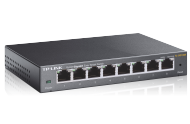 TP-LINK 8-Port Gigabit Easy Smart Switch (TL-SG108E), Best.Nr. TP-5133, erschienen 05/2014, € 36,95