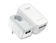 TP-LINK AV500 AC750 WLAN Powerline-Extender KIT (TL-WPA4530 KIT), Best.Nr. TP-5182, € 84,95