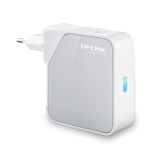 TP-LINK tragbarer 300Mbit/s WLAN-Router, AP, Repeater (TL-WR810N), Best.Nr. TP-5184, € 28,95