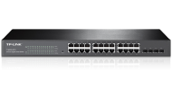 TP-LINK JetStream 24 Gigabit Smart-Switch (T1600G-28TS), Best.Nr. TP-5195, erschienen 02/2016, € 149,95