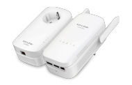 TP-LINK AV1200 WLAN AC Powerline-Extender KIT (TL-WPA8630 KIT), Best.Nr. TP-5197, € 138,95