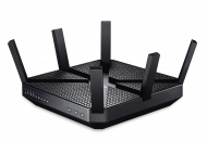 TP-LINK AC3200 Triband Gigabit WLAN-Router (Archer C3200), Best.Nr. TP-5233, € 269,00