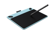 Wacom Intuos Draw Pen Small Grafiktablett mint (CTL-490DB-S), Best.Nr. WA-218, € 79,90