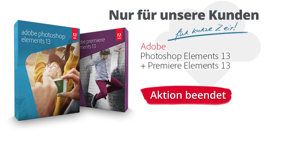 Photoshop Elements 13 & Premiere Elements